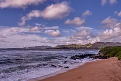 Morning Mood (AgarwalArun) Tags: sonya7m2 sonyilce7m2 hawaii kauai island landscape scenic nature views mountain fog clouds pacificocean ocean water waves surf coastline