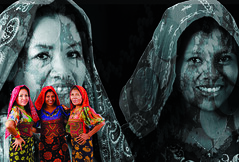 """Photographic exhibiton: """"I am a leader, woman, indigenous and producer"""" (FAO of the UN) Tags: indigenouspeoples indigenouswomen ruralwomen indigenousfoodsystems traditionalknowledge exhibition"""