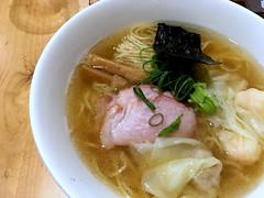 Wantan Ramen from Yamato @ Inaricho (Fuyuhiko) Tags: wantan ramen from yamato inaricho ラーメン 大和 稲荷町 雲呑 ワンタン わんたん 麺 東京 tokyo