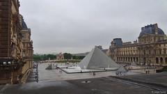 431 (udain.tomar) Tags: france paris outdoor wandering photography louvre musuem musee artifacts history lavish glass pyramid