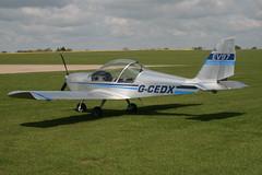 G-CEDX EV97 teamEurostar UK (nickthebee) Tags: ev97 eurostar ev97flyin2017 sywell
