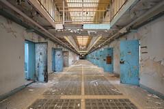 abandoned prison (rocco del anno) Tags: abandoned abbandonato decadimento decay lost lostplace marode rocco roccodelanno anno verfall verlassen ue derelict forlorn forgotten deserted decaygasm decaylicious