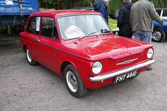 1966 Hillman Imp Mk2 (875cc) (Graham Woodward) Tags: hillman imp rootes