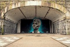 Emeli Sande (davidpiano92) Tags: emelisande streetart graffiti smoke razer