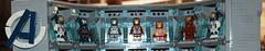 Labo stark 19 (John_Toulouse) Tags: moc mod lego johntoulouse super heroes sh ironman iron man avengers stark labo armor