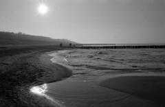 graalibu (XE-HRO) Tags: nikon f100 film fomapan 200 xtol ostsee strand sun soleil beach plage