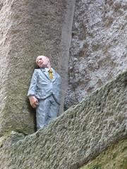 Nuart Aberdeen Wee Man (4) (Royan@Flickr) Tags: nuart aberdeen small man wee mannie international festival artists isaac cordal