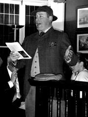 Mr Charles Miller, vocalist