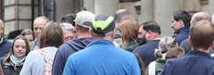 Faces in the crowd #5 (Geoff_B) Tags: bristol biamf2017 unprocessed justcropped people