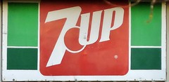 Old 7Up sign (Will S.) Tags: mypics sign signs 7up pop marvelville ontario canada