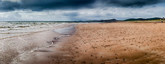 Seamill (1 of 1) (ianmiddleton1) Tags: seamill ayrshire shore sand sea water panorama hdr