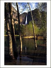 postcard - Yosemite 31 (Jassy-50) Tags: postcard yosemitenationalpark yosemite nationalpark park unescoworldheritagesite unescoworldheritage unesco worldheritagesite worldheritage whs waterfall