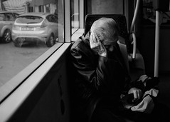 Untitled (Alex Cruceru) Tags: bw blackwhite blackandwhite bus candid fuji fujifeed fujifilm fujix100s mirrorless moments mono monochrome romania story stradal street streetphotography streettogs x100s xseries