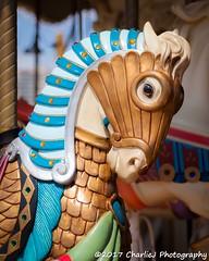 Trojan horse (char1iej) Tags: charliej char1iej canon charliejphotography carousel hobbyhorse horse myrtlebeach painted broadwayatthebeach trojan carnival 5d 5dmkii naturallight lightroom