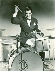 Gene Krupa (1909-1973) (gubama) Tags: genekrupa 19091973 baterista norteamericano fotografía 1909 1973 músico jazz gene krupa
