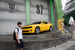 2013-4-14  03-46-28 (saori kido) Tags: car singapore transformer     universalstudiossingapore