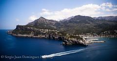 Vacaciones Mallorca (Sergio J. Dominguez Leal) Tags: naturaleza verde azul mar paisaje mallorca vacaciones montaas