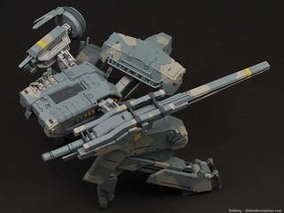 Metal Gear REX - Fin 2 by Judson Weinsheimer