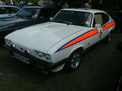 1987 Ford Capri 2.8 Injection Mk3 (micrak10) Tags: ford manchester capri police greater injection gmp mk3 28i