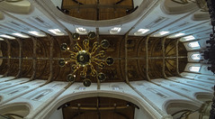 kerk Naarden (beta karel) Tags: wood roof light panorama brown white church window gold wideangle historic 2013 gopro hero3 betakarel