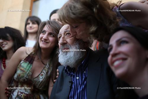 Armenian photographer Ara Güler