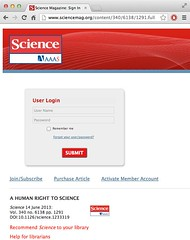 A human right to science (exclusively available to @ScienceMagazine subscribers) another #OpenAccess Irony Award (dullhunk) Tags: irony ironic openaccess openaccessironyaward ironyaward audreychapman jessicawyndham