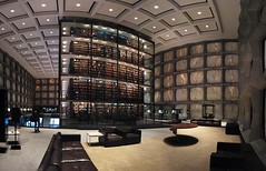 Beinecke Rare Book and Manuscript Library, Yale University, New Haven, CT (Iris Speed Reading) Tags: world latinamerica southamerica beautiful us amazing cool asia europe top library libraries united most states coolest inspiring speedreading