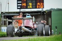 Gurston Down Speed Hillclimb (Harry_S) Tags: uk cars climb fuji hill down x racing wiltshire motorsport 55200 55200mm xe1 gurston
