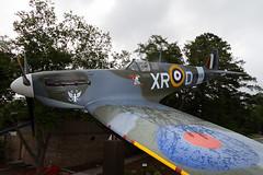 Supermarine Spitfire Mk2A P7308 (Vzlet) Tags: spitfire gsb supermarine sjafb seymourjohnson mk2a kgsb p7308
