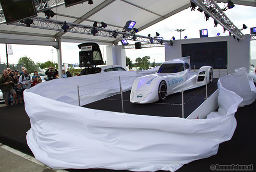 Revelation of the Nissan Zeod RC Deltawing