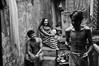 Facing one's own (shankarsarkar) Tags: family india blackwhite mother relationship dailylife kolkata westbengal sonagachi neigbour redlightarea