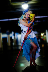 Lujei Piche - 11 (crimsonyte) Tags: cosplay ax animeexpo ax13 grimgrimoire lujeipiche misswendybird