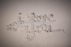 BrandiFitzgerald.LidoBeach014 (brandifitzarts) Tags: newyork beach waves scene longbeach shore eastcoast beachscene sandwriting lidobeach newyorkbeach brandifitzgerald sayingsinsand
