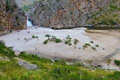 Sa Calobra (zhelen) Tags: espaa beach spain mallorca islasbaleares sacalobra
