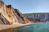 Multi-coloured cliffs, Alum Bay, Isle of Wight (**Anik Messier**) Tags: uk summer england cliff holiday beach coast europe landmark isleofwight englishchannel chairlift alumbay culverdown coastuk welcomeuk multicolouredsands multicoloredsands