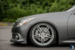 "WORK Durandal DD5.2 on Infiniti G37 • <a style=""font-size:0.8em;"" href=""http://www.flickr.com/photos/64399356@N08/9354006078/"" target=""_blank"">View on Flickr</a>"