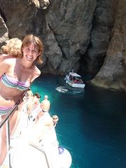 P1130893 (Andrea Omizzolo) Tags: costa tour estate andrea amici vacanza sicilia ferie giulia isola favignana luglio egadi marettimo 2013