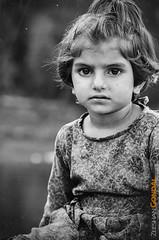 Angry Bird... (GoCiP) Tags: street pakistan portrait people bw baby white black girl monochrome kids photography blackwhite kid nikon candid young streetphotography photojournalism portraiture blacknwhite bnw islamabad gocinematic d7000 nikond7000 gocip zeeshangondal nilaanbhotu