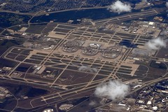 DFW  FROM FLIGHT CDG-IAH AIR FRANCE 777 F-GSQM (airlines470) Tags: dfw 777 airfrance usag