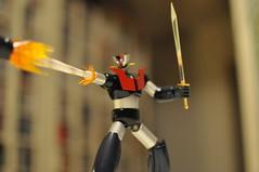 Mazinger Z (3) (romain@pola620) Tags: anime japan giantrobot toy toys robot nikon manga mecha mazinger mazingerz nikond90