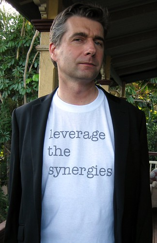 leverage the t-shirt
