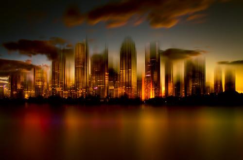 Sydney skyline alternative