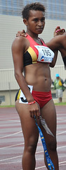 Geny Albert - Pacific Champion over 800 Meters (Sascha Grabow) Tags: people girl muscles sport female race athletic athletics muscle champion tummy winner sascha getty form png athlete papuanewguinea papua abs wallis sixpack oceania bauch abbs sprinter 800m muskeln athlet grabow femaleathlete wallisetfutuna pacificgames genyalbert inshapetrainedfitin