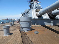 "USS Iowa (11) • <a style=""font-size:0.8em;"" href=""http://www.flickr.com/photos/81723459@N04/9708211065/"" target=""_blank"">View on Flickr</a>"