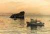 (alliance1) Tags: ocean sunset color boats humboldt trinidad toned leicam9 90mmelmerit