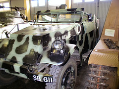 "M3 White Scout Car (3) • <a style=""font-size:0.8em;"" href=""http://www.flickr.com/photos/81723459@N04/9937218224/"" target=""_blank"">View on Flickr</a>"