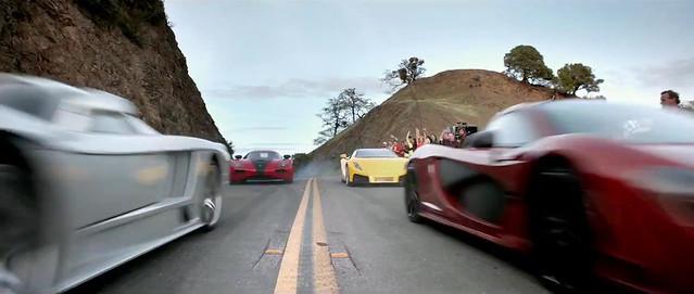 知名賽車競速遊戲改編同名電影『極速快感』預告公開!