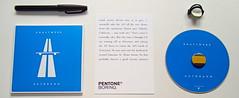 Sound Of Pentone #9 (Gianni Motti Assistant) Tags: postcard autobahn boring use kraftwerk protection gma hearing pentel klingklang pentone giannimottiassistant klangbox02 asburyasbury soundofpentone9