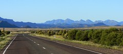 Arriving in the Flinders Ranges...ahead is the Chace Range. (The Pocket Rocket) Tags: southaustralia flindersranges explore395 chacerange