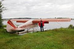 Alaska Aviation Museum - Anchorage (Luis Ferreira Fotos) Tags: usa alaska museum aviation anchorage eua luisferreira luisferreirafotos